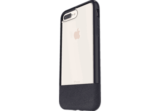 OTTERBOX Slim + Glas, Backcover, Apple, iPhone 7 Plus, iPhone 8 Plus, Schwarz