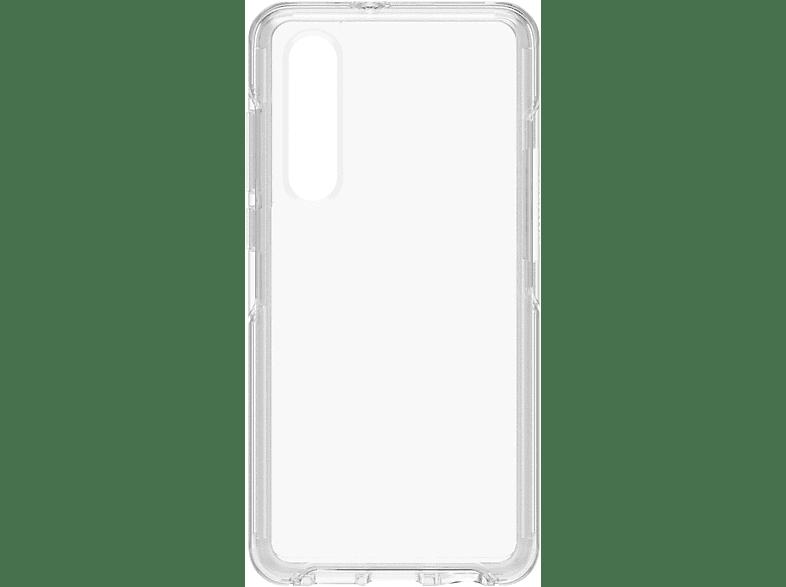 OTTERBOX Symmetry Backcover Huawei P30 Polycarbonat, Silikon Transparent
