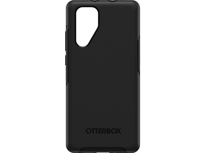 OTTERBOX Symmetry Backcover Huawei P30 Pro Polycarbonat, Silikon Schwarz