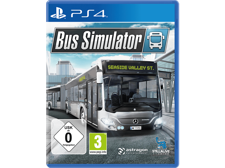 Bus Simulator [PlayStation 4]