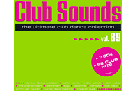 VARIOUS - Club Sounds,Vol.89 [CD]