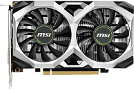 MSI GeForce® GTX 1650 Ventus XS OC 4GB (V809-3060R) (NVIDIA, Grafikkarte)