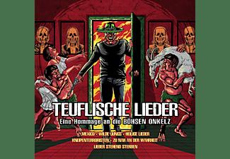 VARIOUS - Teuflische Lieder - Eine Hommage An Die Böhsen Onkel  - (Vinyl)
