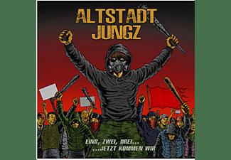 Alstadt Jungz - Eins, Zwei, Drei... Jetzt Kommen Wir  - (CD)