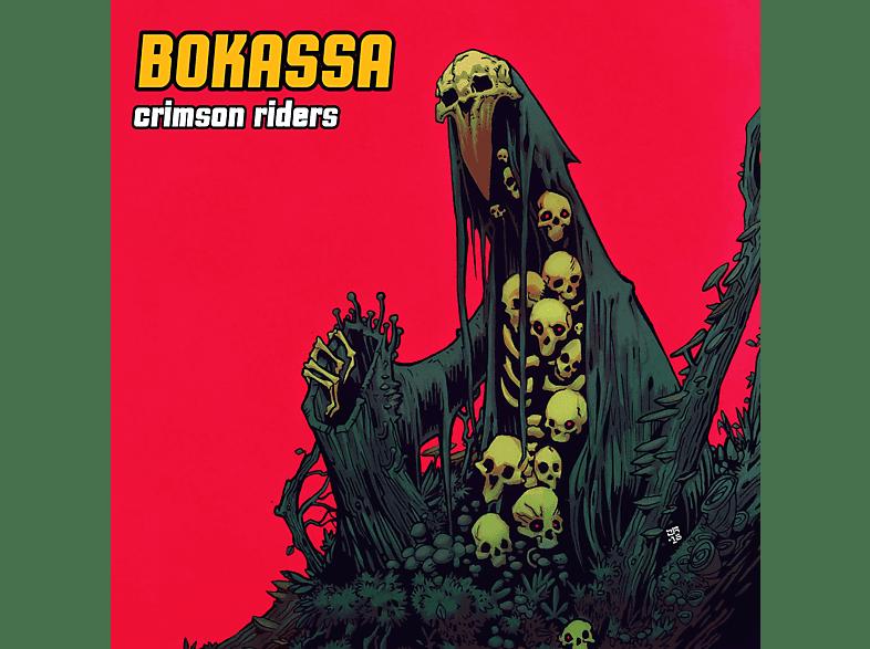 Bokassa - Crimson Riders (Digipack) [CD]