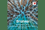 Rundfunkchor Berlin, Deutsches Sinfonieorchester Berlin - Brahms [CD]