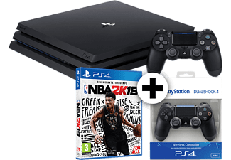 SONY PS4 1TB PRO GAMMA Chassis μαζί με PS4 Dualshock 4 και NBA 2K19