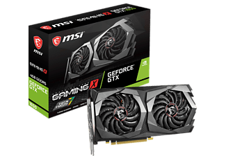 MSI Grafikkarte GeForce GTX 1650 GAMING X 4 GB (V380-003R)