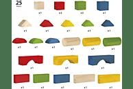 BRIO Bunte Holzbausteine   Bausatz, Mehrfarbig