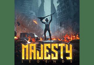 Majesty - Legends  - (CD)