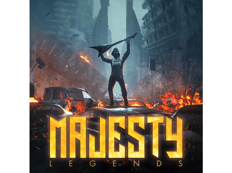 Majesty - Legends [Vinyl]