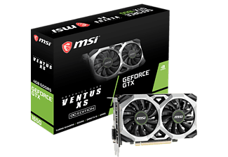 MSI Grafikkarte GeForce GTX 1650 VENTUS XS OC 4 GB (V809-3060R)