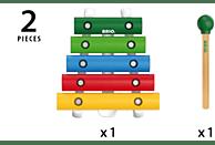 BRIO Smart Tech Action Tunnels Geschwind Lernspielzeug, Mehrfarbig