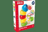 BRIO Motorik-Stapelturm Spielset, Mehrfarbig
