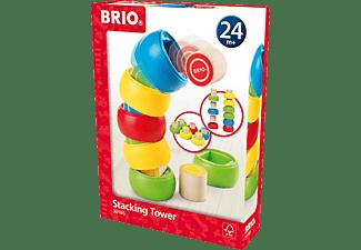 BRIO Motorik-Stapelturm Spielset Mehrfarbig