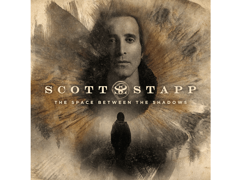Scott Stapp - The Space between the Shadows - 1LP Gatefold (orange) [Vinyl]