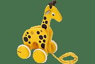 BRIO Nachzieh-Giraffe Nachziehspielzeug, Mehrfarbig