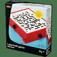 BRIO Labyrinth mit Übungsplatten Gesellschaftsspiel, Mehrfarbig