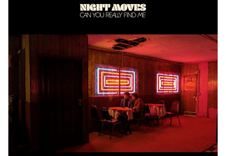 Night Moves - Can You Really Find Me (Heavyweight LP+MP3)  - (LP + Download)