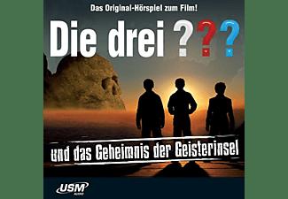 Die Drei ??? - Das Geheimnis Der Geisterinsel (Hörspiel Zum Film)  - (CD)