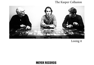 The Kasper Collusion - Losing It (LP Audiophile)  - (Vinyl)
