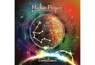 Median Project - Constellation  - (CD)