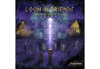 Loom And Friends - Messages From Anubia  - (CD)