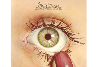 The Pretty Things - Savage Eye & Live At (180 g Vinyl)  - (LP + Bonus-CD)