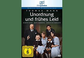 Thomas Mann - Unordnung und frühes Leid DVD