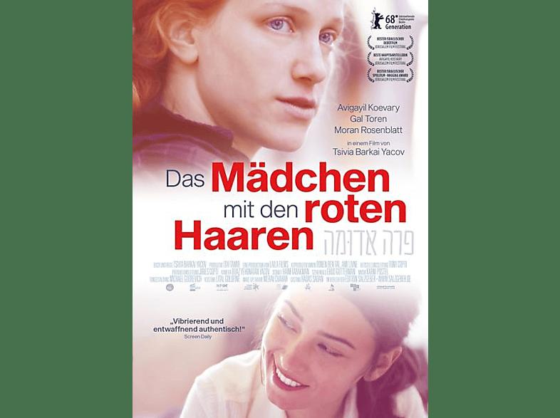 Das Mädchen mit den roten Haaren (Orig. mit UT) [DVD]
