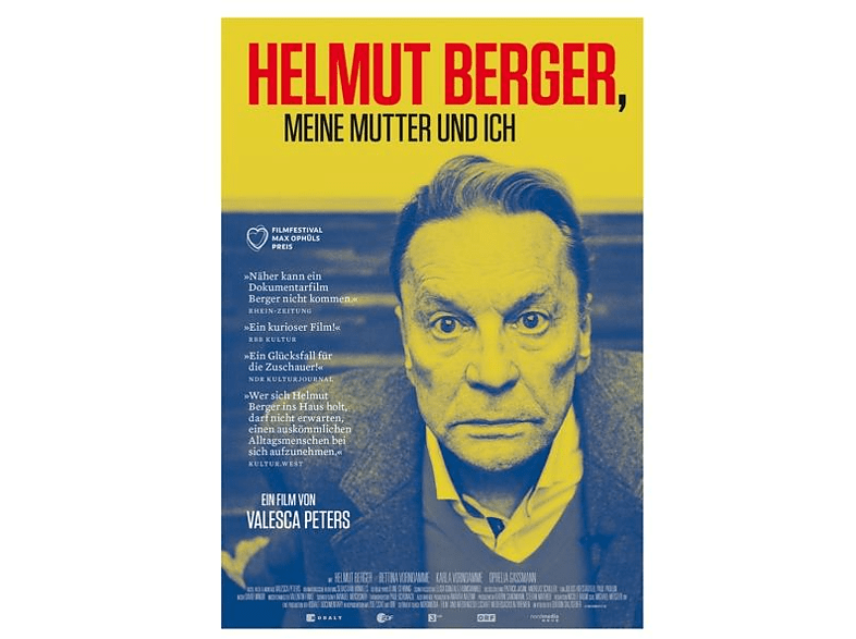 Helmut Berger, meine Mutter und ich [DVD]