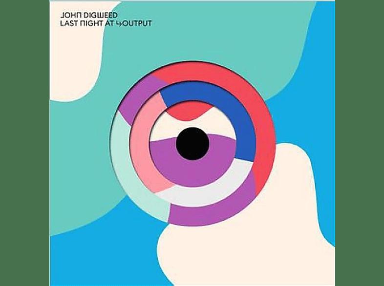 VARIOUS - John Digweed-Last Night at O [CD]