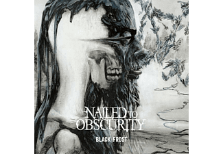 Nailed To Obscurity - Black Frost  - (CD)