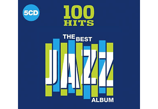 VARIOUS - 100 Hits-Best Jazz  - (CD)