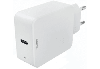 HAMA USB-lader Wit (183277)