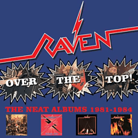 Raven - OVER THE TOP! THE NEAT ALBUMS (BOX SET) [CD]