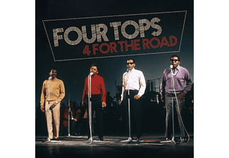 The Four Tops - 4 For The Road  - (CD)