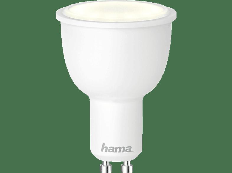 HAMA WiFi-LED Lampe, Weiß