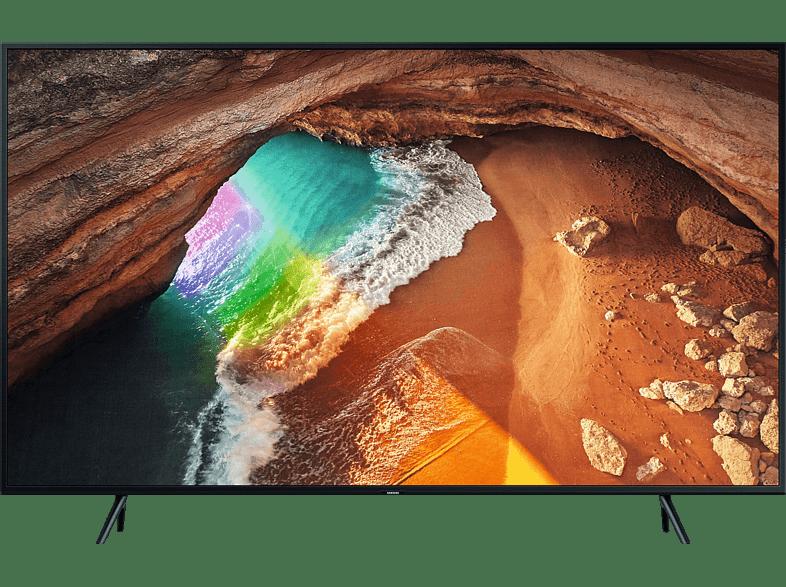SAMSUNG GQ75Q60RGTXZG QLED TV (Flat, 75 Zoll/189 cm, QLED 4K, SMART TV)