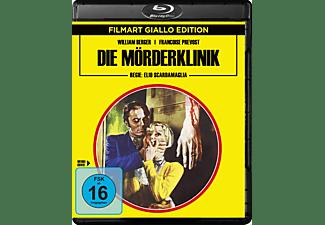 Die Mörderklinik Blu-ray