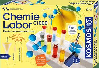 KOSMOS Chemielabor C 1000 Experimentierkasten, Mehrfarbig