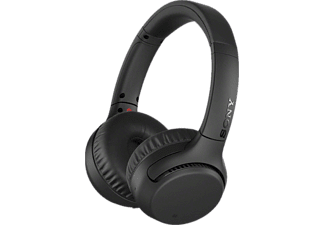 SONY WH-XB700 - Casque Bluetooth (On-ear, Noir)