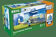 BRIO Smart Tech Eisenbahn Spielset, Mehrfarbig