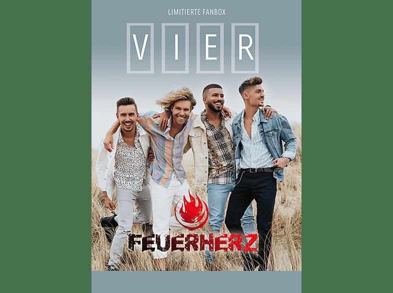 Feuerherz - Vier (Limited Fanbox) [CD]
