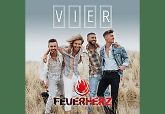 Feuerherz - Vier  - (CD)
