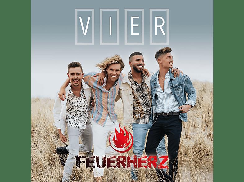 Feuerherz - Vier [CD]