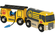 BRIO Tankwagen mit Anhänger Spielzeugauto, Mehrfarbig