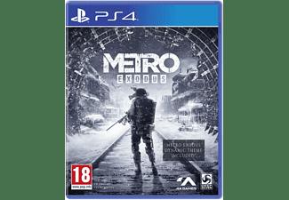 Metro Exodus Day One Edition - [PlayStation 4]