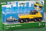 BRIO Schienenreparatur-Fahrzeug Spielset, Mehrfarbig