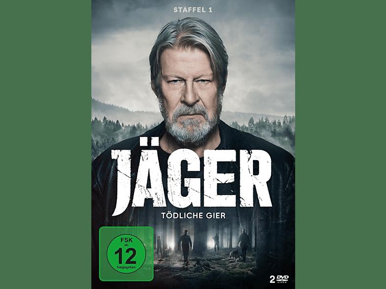 Jäger-Tödliche Gier-Staffel 1 [DVD]